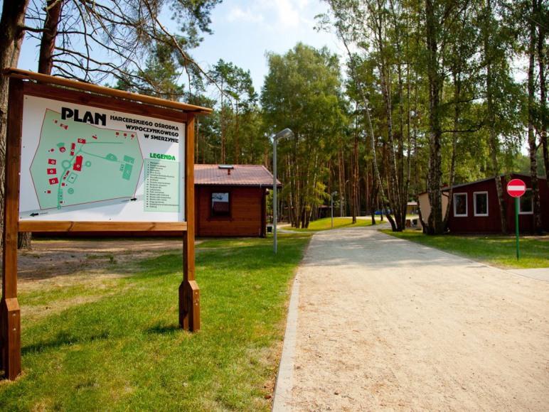 Harcerski Ośrodek Wypoczynkowy w Smerzynie