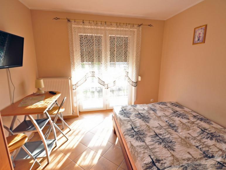 Pokój 2-osobowy + Balkon