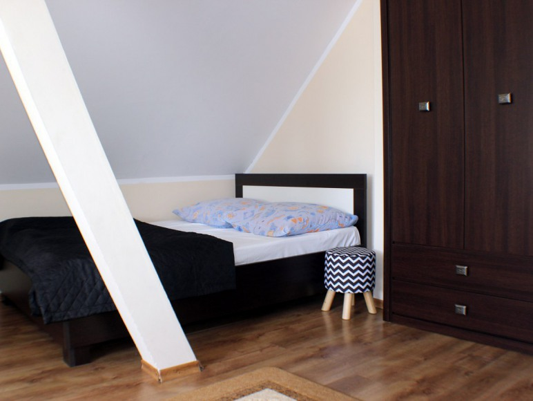 Apartament sypialnia 1