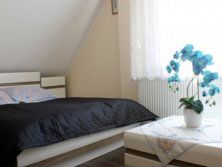 Apartament sypialnia 3