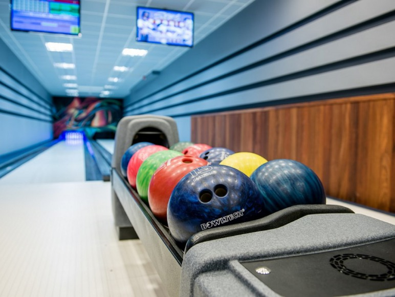 bowling kręgielnia