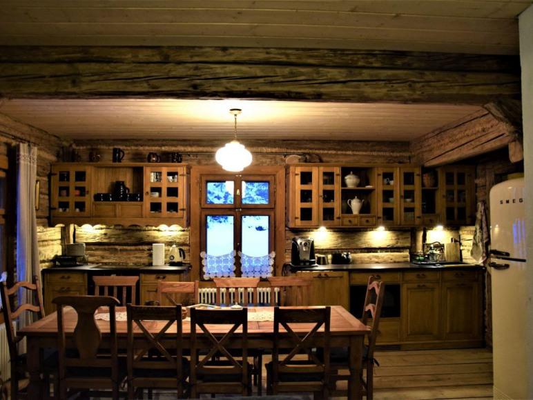 Chata Jankowa_kuchnia