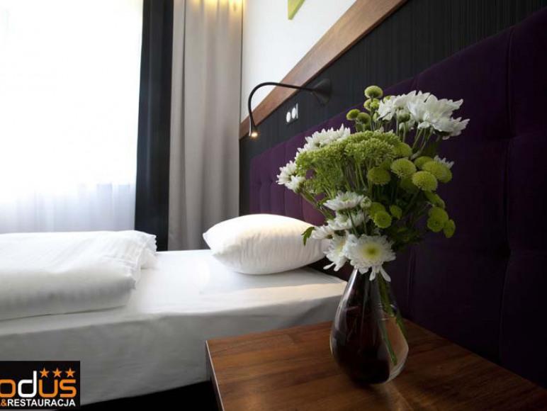 Hotel w Łaziskach Modus