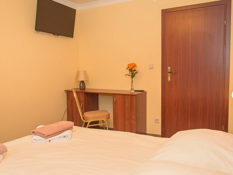 Pokój 2-osobowy typu Deluxe