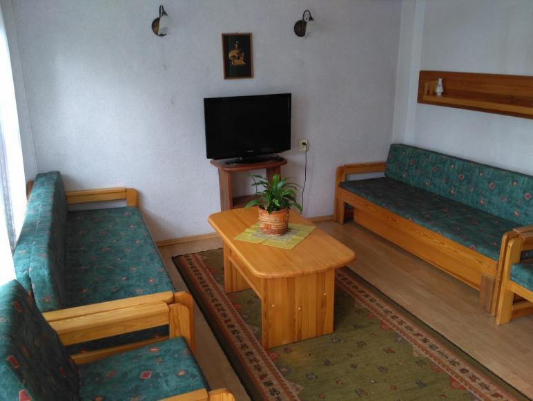 pokój w domku campingowym