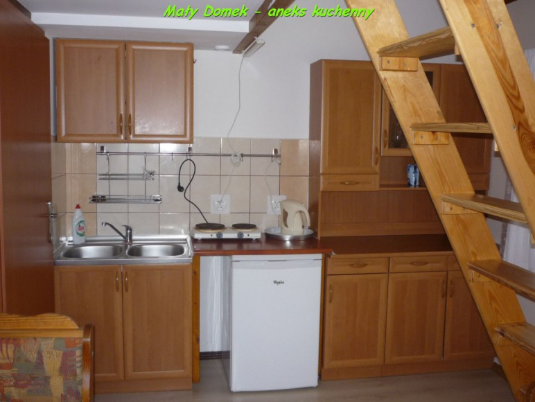 Domek Mały - aneks kuchenny