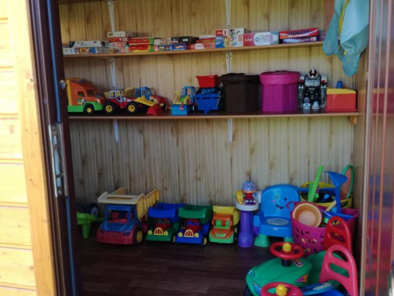 zabawki dla naszych najmłodszych gości