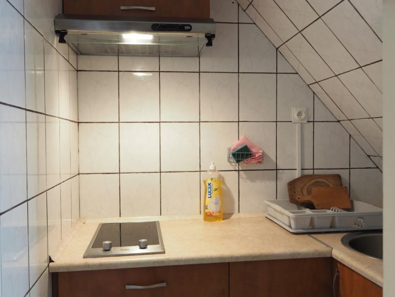 Aneks kuchenny pokoju studio
