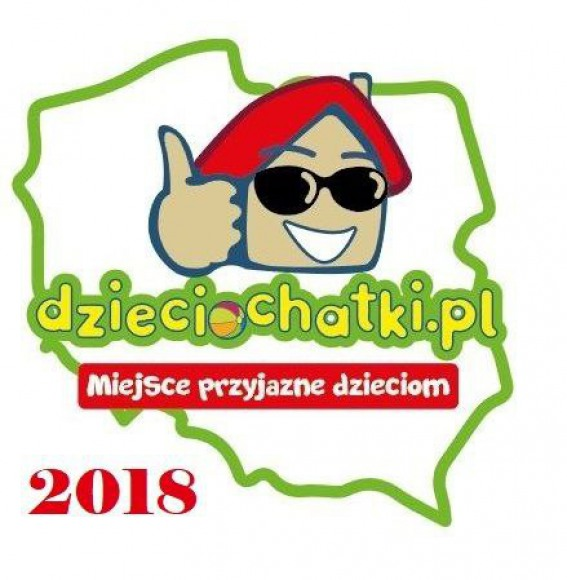 Rekomendacja z portalu Dzieciochatki- miejsce przyjazne dzieciom