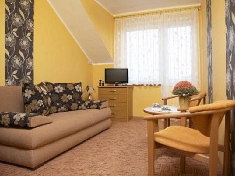 pokój dwuosobowy - 2. piętro