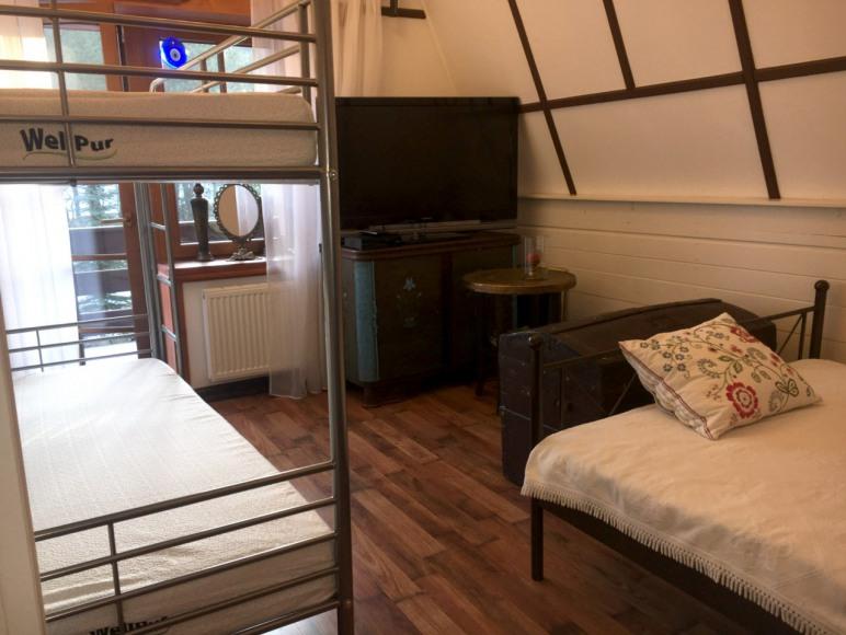 Sypialnia 4 os. piętro