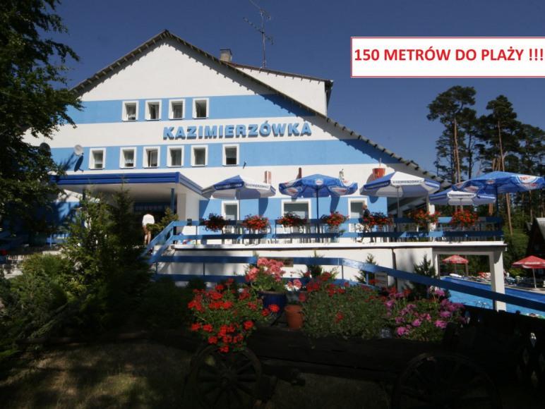 Ośrodek Wypoczynkowy Kazimierzówka