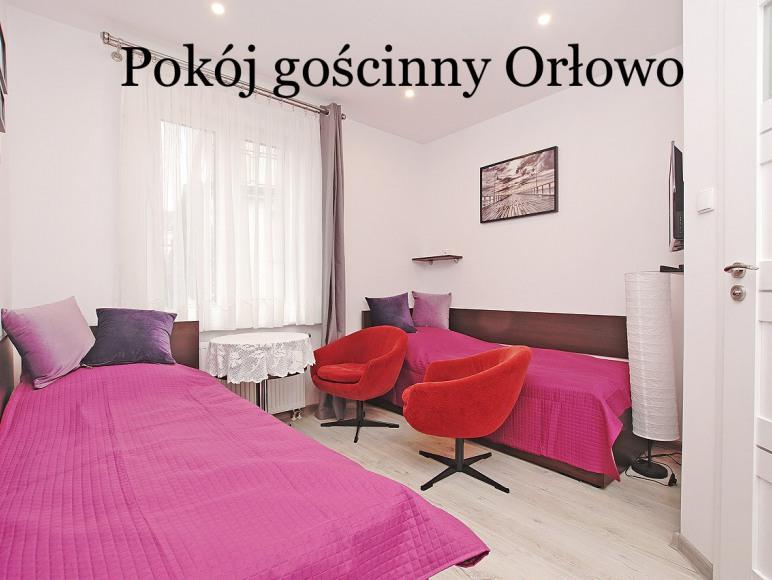 """Pokój gościnny nr 1 """"Orłowo"""""""