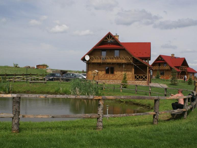 Całoroczne Domy Nad Jeziorem