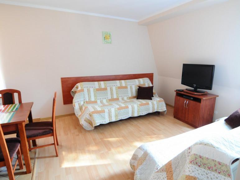 Apartament rodzinny salon