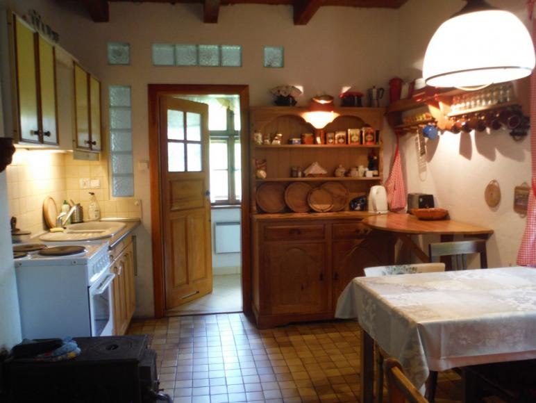 Dom pod Modrzewiem - kuchnia