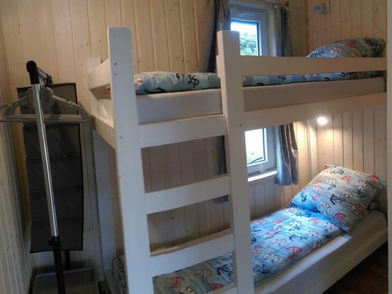 Sypialnia II w domku