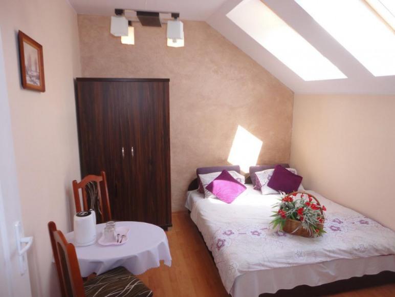 Pokoje gościnne Marmonoli w Ustce