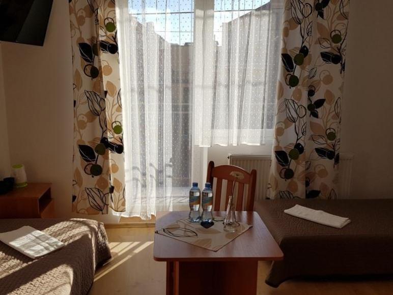 pokój 2-osobowy z balkonem