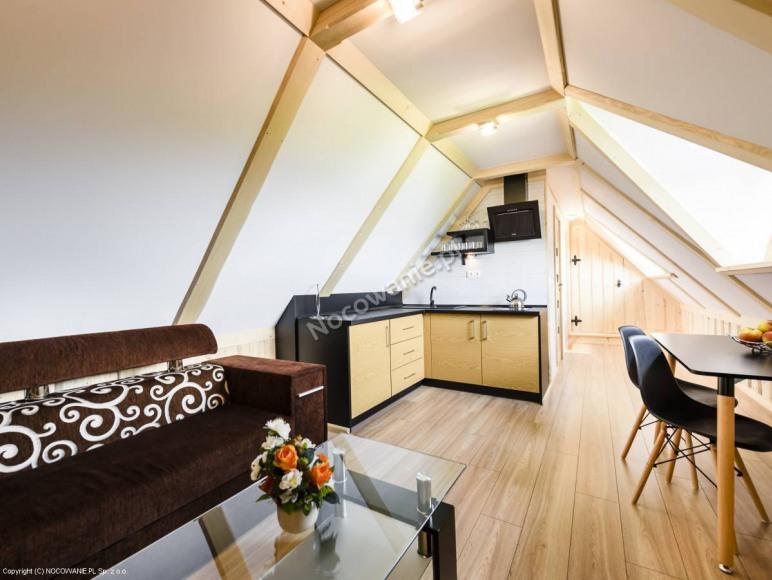 apartament Zuza - aneks kuchenny