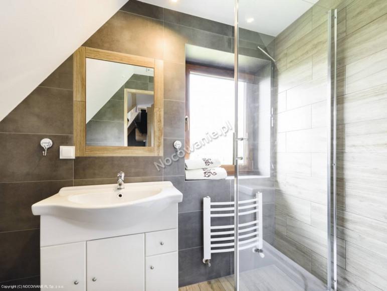 apartament Klaudia - łazienka
