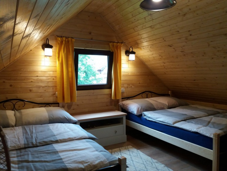 Sypialnia duża