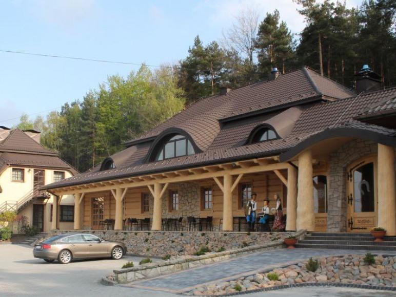 Hotel i Gospoda Pod Kamieniem