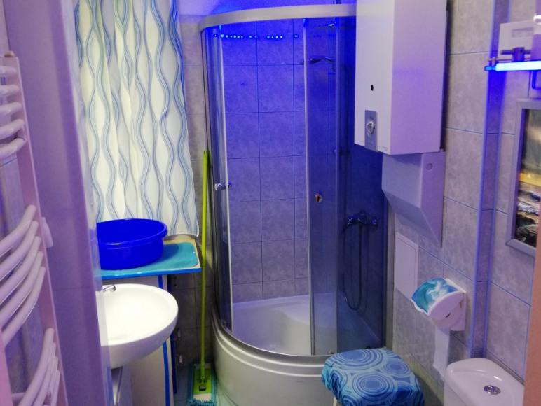 Kolorowe pokoje Sopot