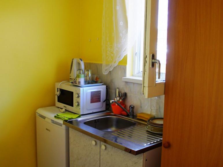 domek - aneks kuchenny