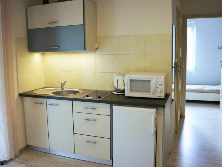 Apartament 1 - kuchnia