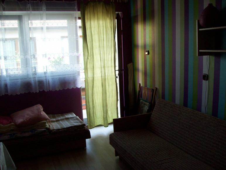 Pokoje gościnne Majka