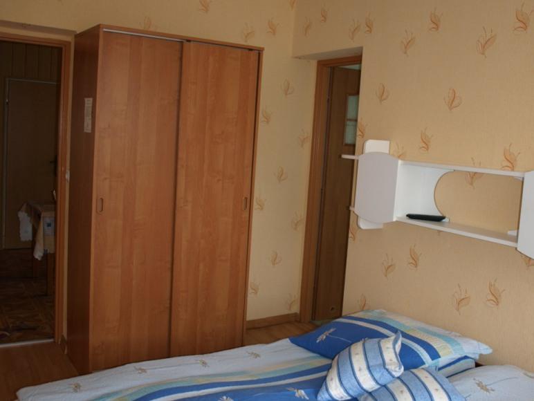 Pokój nr 1 dwuosobowy z balkonem