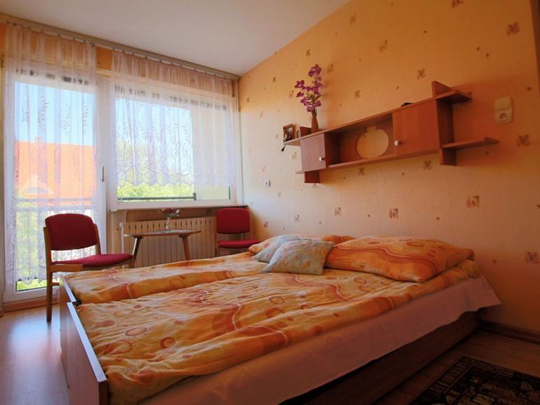 Pokój nr 2 dwuosobowy z balkonem