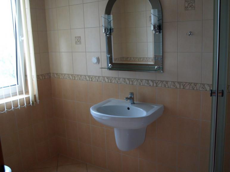 Łazienka pokój nr 4