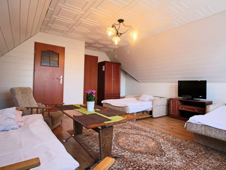 Pokój nr 7 trzyosobowy bez balkonu