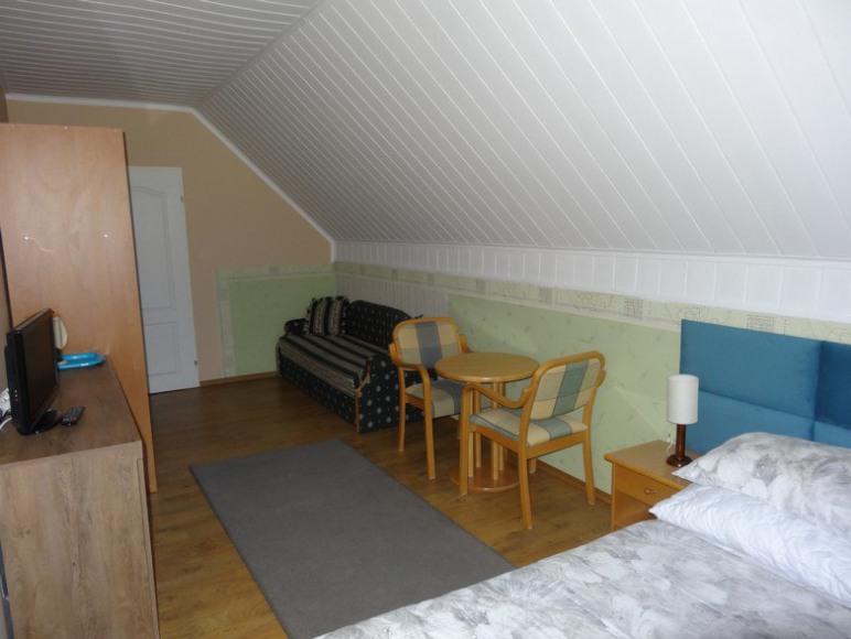 Pokój nr 7 Drugie Piętro