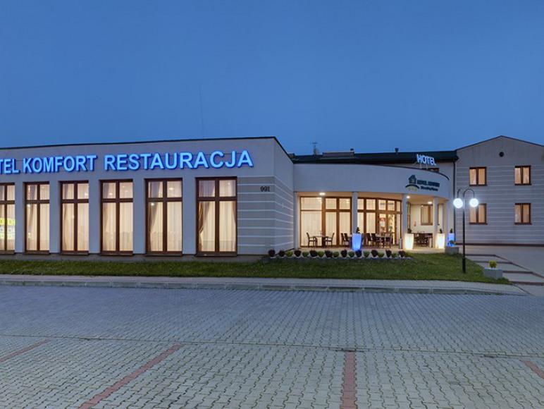 Hotel Komfort ***