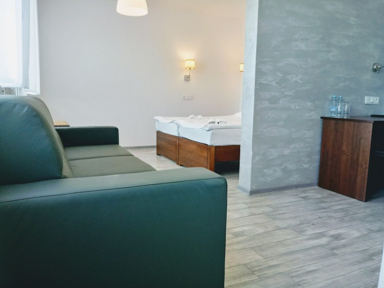 Apartament Hotel Miłosz Fitness & SPA