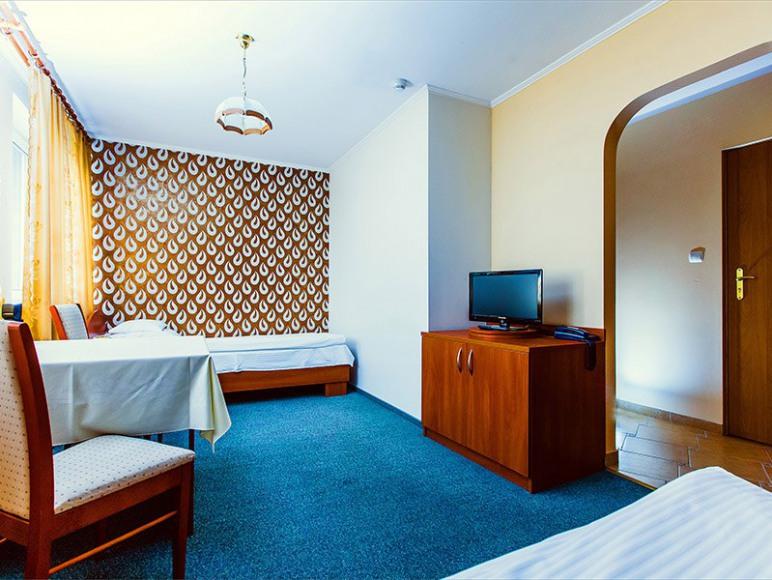 pokój 2-osobowy twin, 2 łóżka