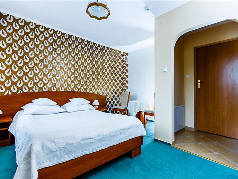 pokój 2-osobowy double, 1 łóżko