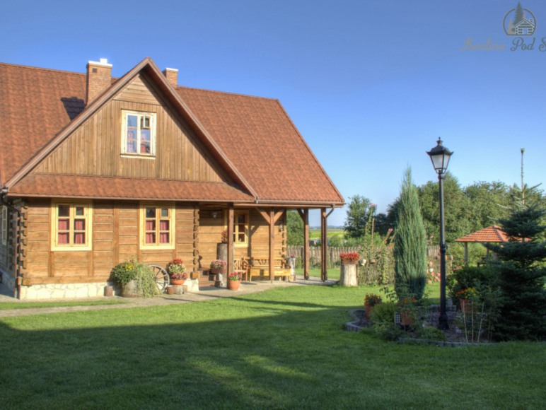 Dom i teren wokół