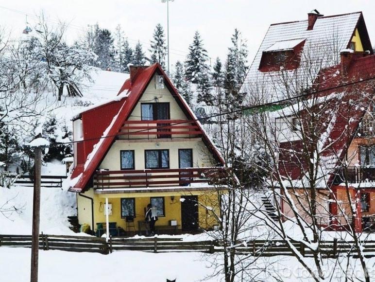widok domu