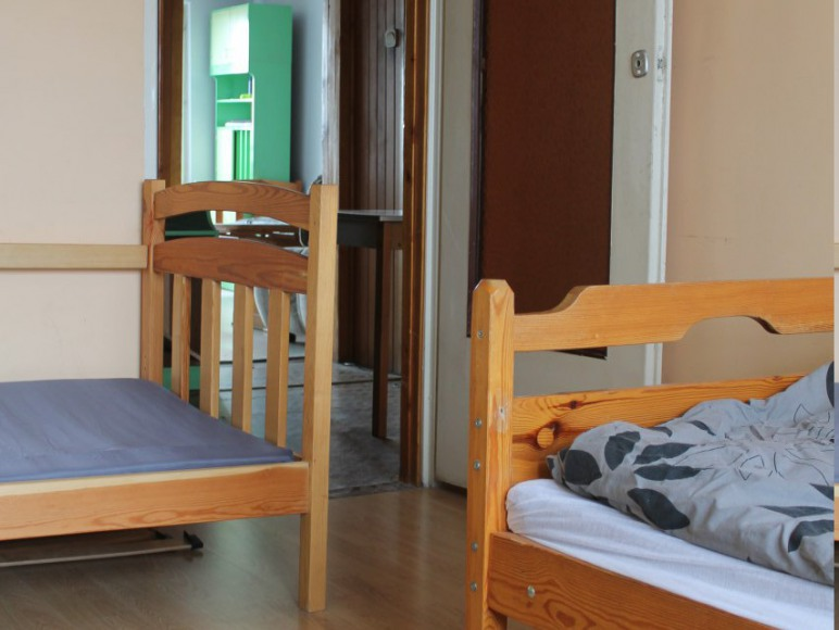 Mieszkanie - pokoje pracownicze