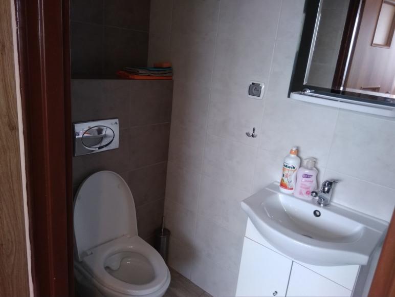 Łazienka pokój na parterze