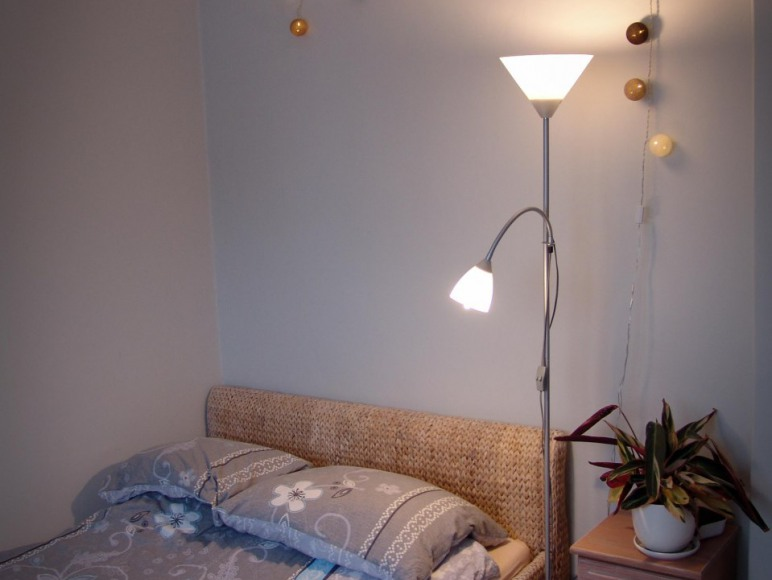 sypialnia na parterze