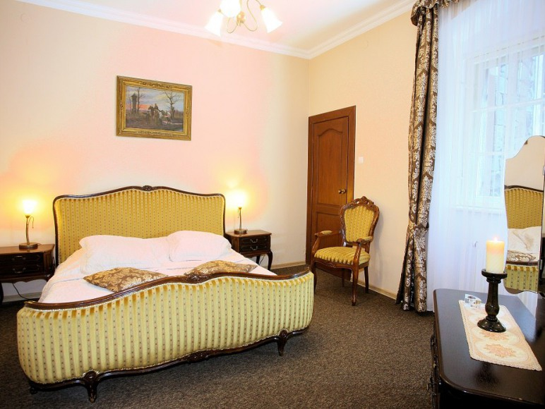 Hotel przy Oślej Bramie
