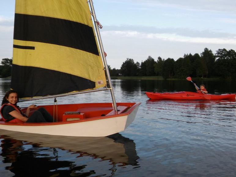 lekcje żeglarstwa