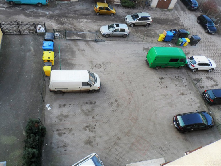 Zamykany parking