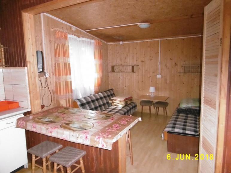Kabylia - domek typ C