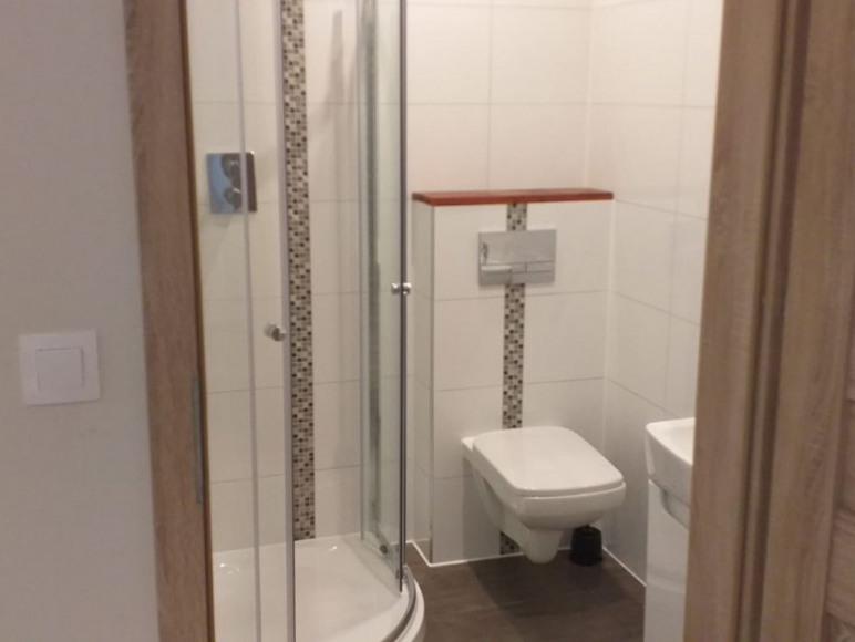 łazienka apartament nr 2